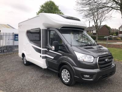 Auto Trail Tribute F62 Super Low-Line Motorhome For Sale REDUSED