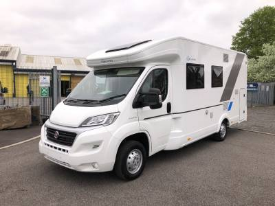 Sun Living S70SP Fixed Rear Bed 6 Berth Motorhome For Sale.