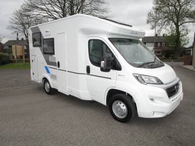 Adria Sun Living S60 SP 3 Berth FIxed Bed Automatic Motorhome For Sale