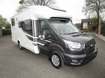 Auto Trail Tribute F70 5 Berth Twin Single Bed Motorhome For Sale REDUSED!!!