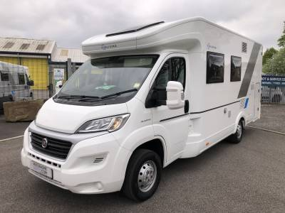 Sun Living S70 SP Fixed Rear Bed 6 Berth Motorhome For Sale
