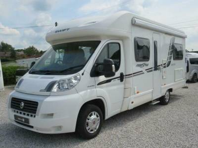 Swift Freestyle Sundance 620 Fixed Bed Motorhome For Sale