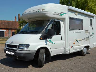 2004 5 Berth Autosleeper Pollensa Motorhome For Sale
