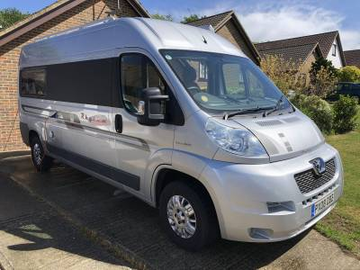 Autocruise Rhythm Rear Lounge Van Conversion Motorhome For Sale