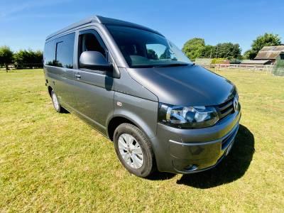 Volkswagen Jobl Designs 4 Berth Pop Top T5 Camper Van  For Sale