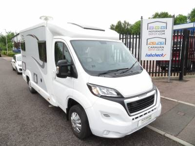 Elddis Accordo 125 2018 3 Berth Rear Fixed Bed Motorhome For Sale