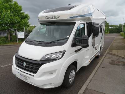 Chausson Flash 530 2017 4 Berth/4 Belts Motorhome For Sale