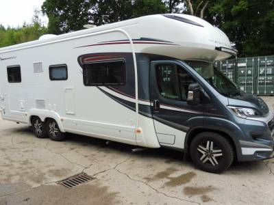 Autotrail Frontier Comanche S 5 berth Wheelchair adapted motorhome for sale