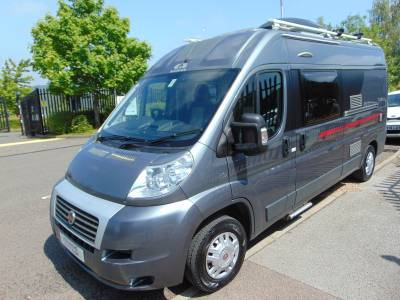 Adria Twin SP 2012 3 Berth Rear Fixed Bed Campervan Motorhome For Sale