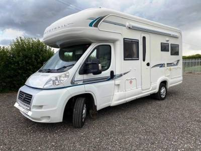 REDUCED 2009 4 Berth Autotrail Apache 632se For Sale