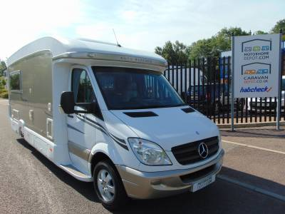 Autosleeper Berkshire 2011 2 Berth U Shape Lounge Motorhome For Sale