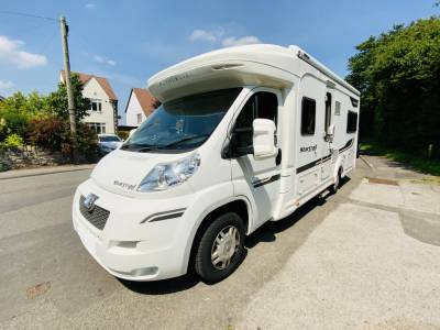 Autocruise Startrail 4 Berth Rear Fixed Bed Motorhome For Sale