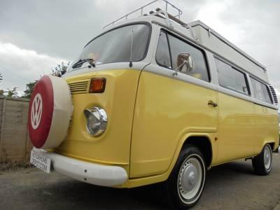 VW Type 2 Brazilian Bay