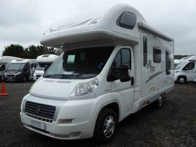 Swift Sundance 590 RL – 2007 - 4 Berth Motorhome