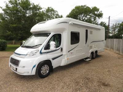 Auto-Trail Frontier Chieftain Lo Line 3.0