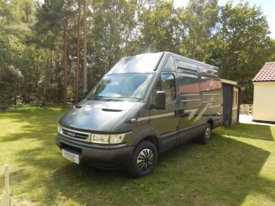 Ford Iveco Campervan