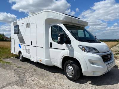 2019 4 Berth Adria Sun Living S70sc Motorhome For Sale