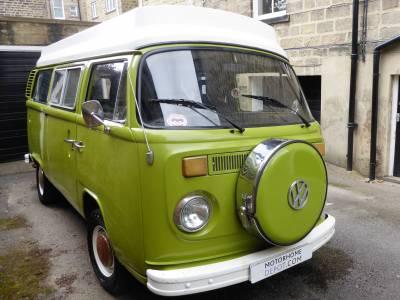 VW T2 Riviera