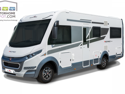 Roller Team Pegaso 745  4 Berth Rear Lounge Automatic A Class Motorhome For Sale
