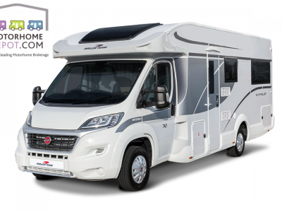 Roller Team Auto Roller 747 6 Berth Rear Lounge Motorhome For Sale