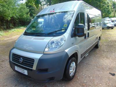Adria Twin 2/3 berth campervan for sale