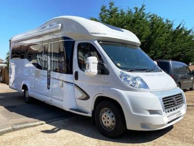 2013 4 Berth Hobby Premium Drive 70HGE Motorhome For Sale