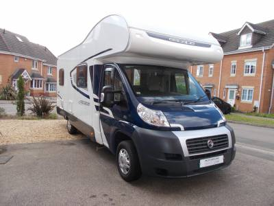 2012 Swift Escape 686 6 Berth