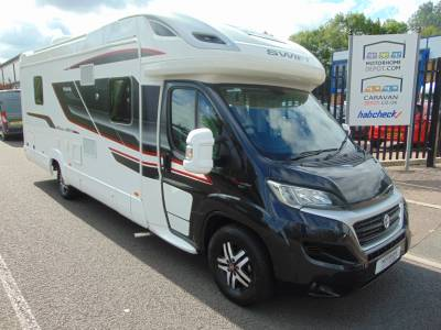 Swift Kontiki 625 2017 4 Berth 4 Belts Manual 6 speed For Sale