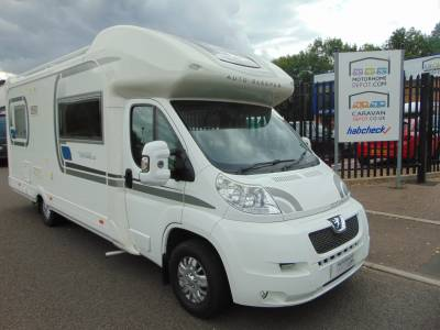 Autosleeper Cotswold 2012 2 Berth Rear Washroom Motorhome For Sale