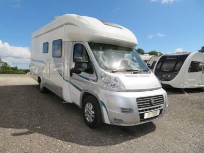 Autotrail Dakota 2012 4 Berth 2 Belts Motorhome For Sale