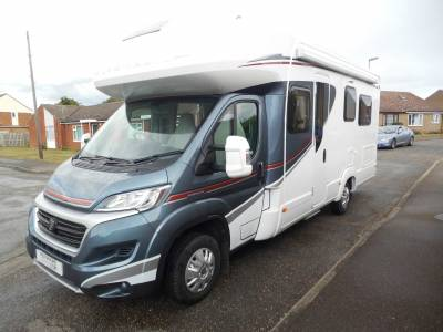Auto-Trail Imala 734 low mileage 2017 6 berth