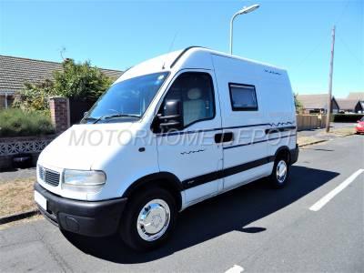 Vauxhaul Movano Campervan - 2002