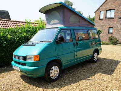VW T4 Reimo Lucky Van Conversion