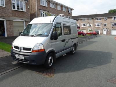Devon Camargue 2005 2 Berth End Kitchen Campervan Motorhome For Sale