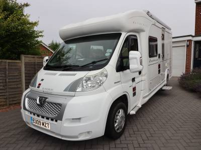 Autocruise Starburst 2 Berth Low Profile Motorhome For Sale