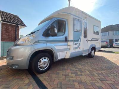REDUCED 2010 4 Berth Autotrail Excel 600B Motorhome For Sale