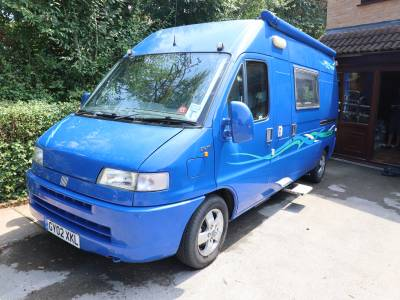 Timberland Freedom Low Mileage Van Conversion For Sale
