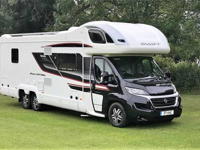 Swift Kon-Tiki 669 Black Edition Hi Line
