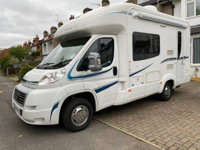 REDUCED 2012 2 Berth Autotrail Tracker EKS Automatic Motorhome for Sale