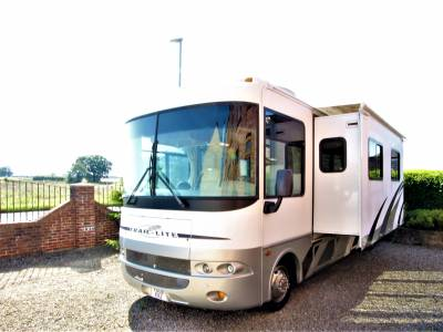 R-Vision, Trial-Lite, A Class, RV, 6 Berth, Double slide out Motorhome