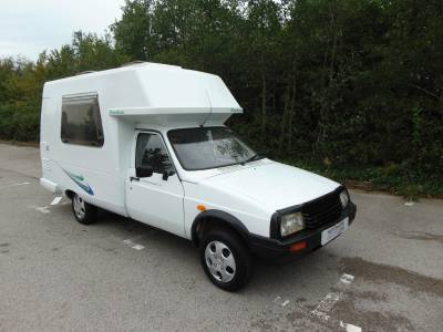 Romahome C15 D 2 berth compact campervan for sale