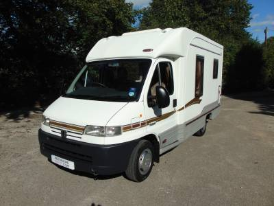 Autocruise Horizon 3 berth wheelchair access converted motorhome for sale