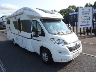 Adria Matrix 670SC Axess 4 berth Rear fixed bed motorhome for sale