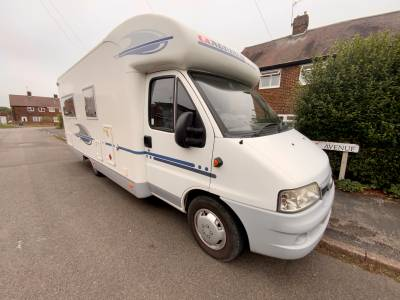 Adria Coral 680 SL 3 Berth Rear Lounge Motorhome For Sale