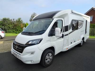 Bessacarr 442 2 Berth Rear Washroom Motorhome Camper Van For Sale