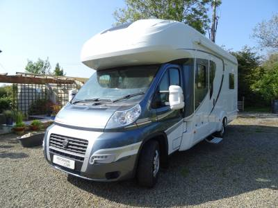 Autotrail Tracker - 2014 - 6 Berth - Island Bed - Motorhome For Sale
