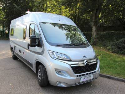 Citreon Relay Motorhome Conversion