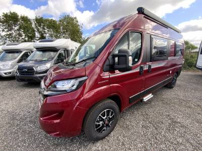 Autotrail Tribute T660 2 Berth Camper Van For Sale