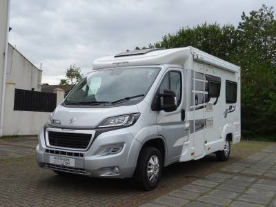 Marquis Majestic 140, 2015, End lounge, 2 berth Motorhome for sale