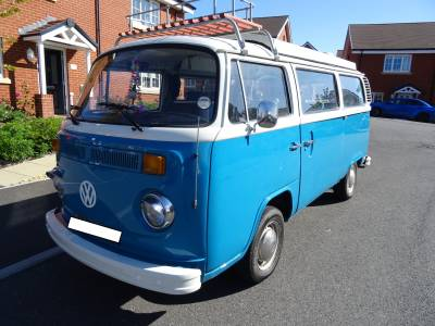"Volkswagen T2 Devon 1977 ""Jubilee"" Limited Edition"